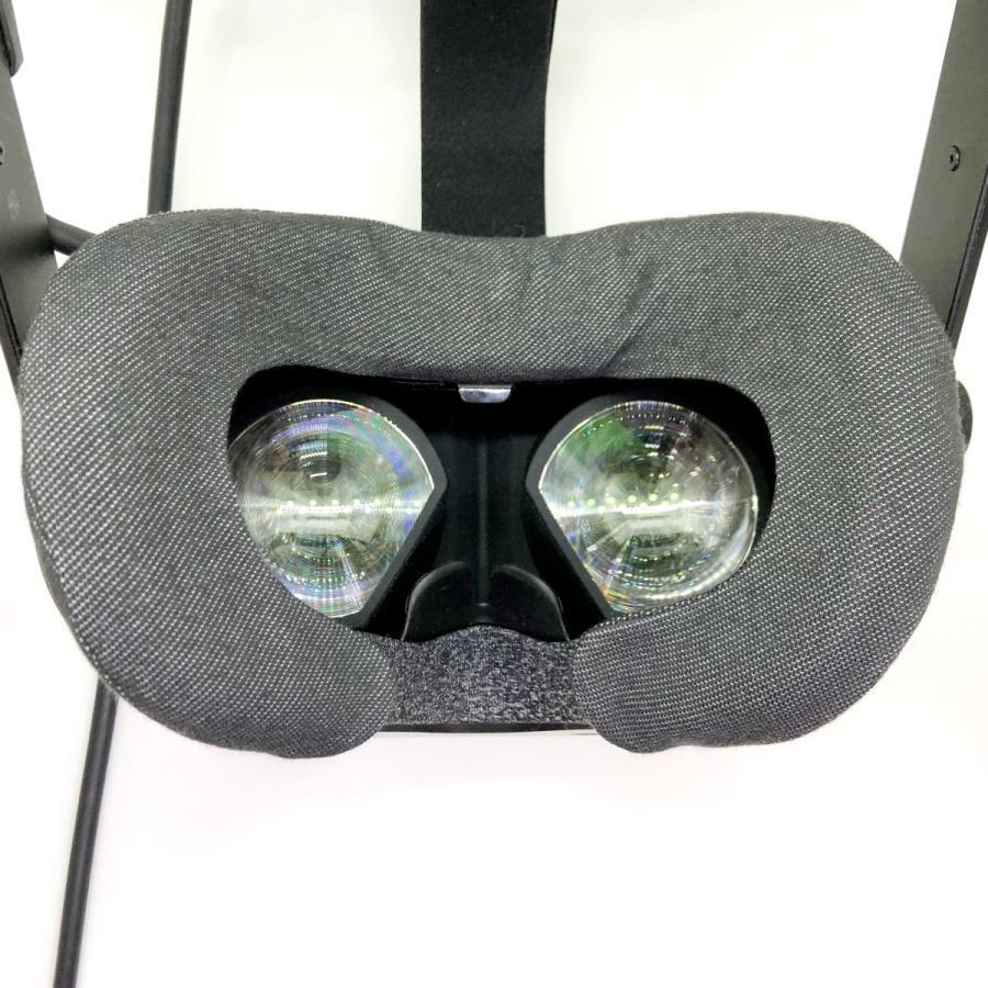 VRカバー Valve Index用 ノーマルタイプ2枚セット 綿100パーセント 洗濯可能|moguravrstore|10