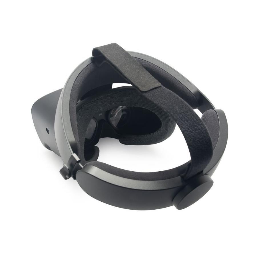VRカバー Oculus Rift S用 ノーマルタイプ2枚セット 綿100パーセント 洗濯可能|moguravrstore|03