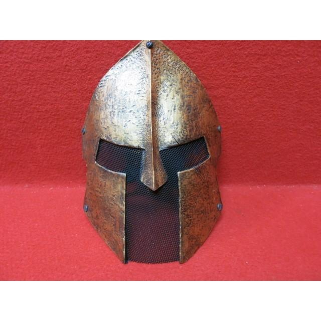 マケドニアヘルメット フルフェースマスク