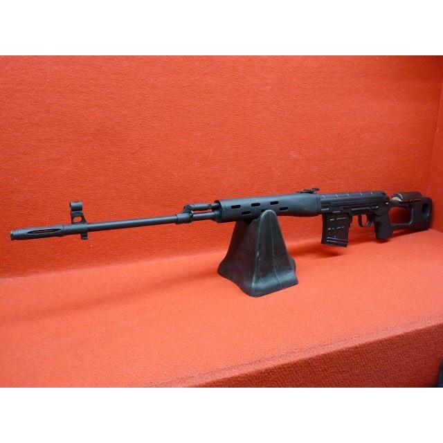 クラウン・狙撃銃ドラグノフSVD・エアーボルトアクション