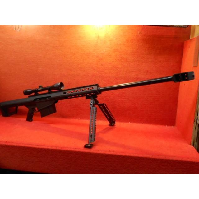 ギャラクシー BARETT M82A1 エアーボルトアクション