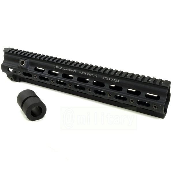 AD HK416用 GEISSELE タイプ SMR 14.5インチ ハンドガード BK マルイ次世代HK416対応