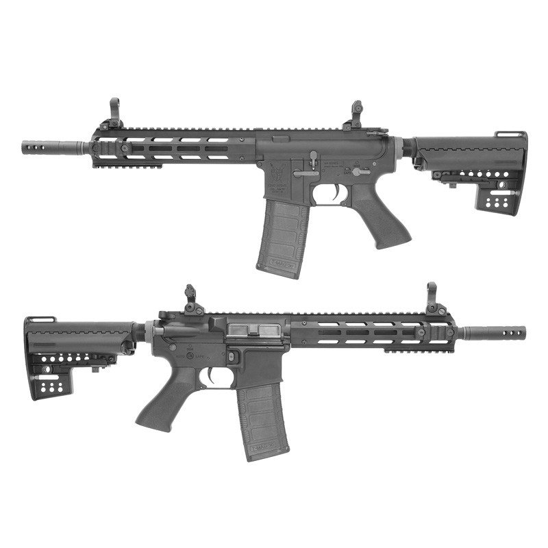 King Arms M4 TWS M-LOK Carbine Ultra Grade II BK