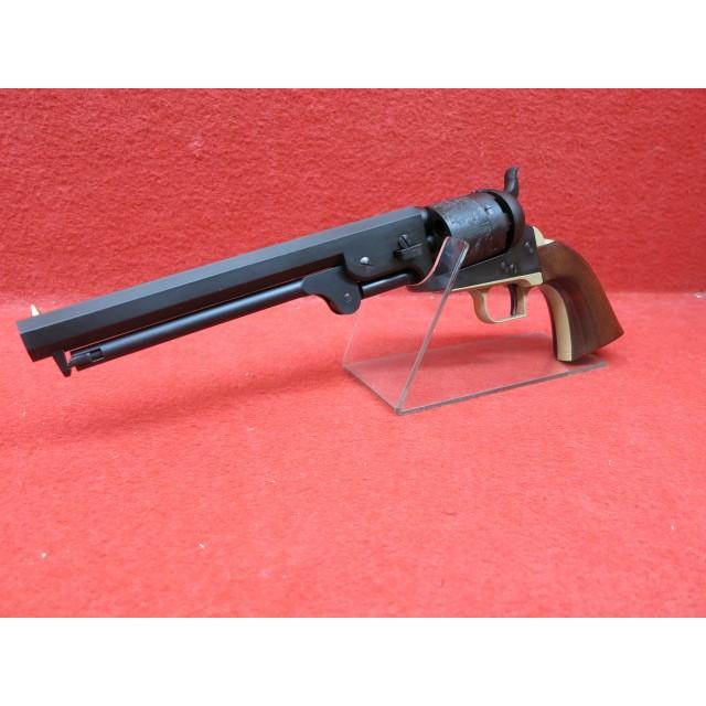 CAW 5mmキャップ発火型モデルガン・COLT M1851 NAVY 7.5インチ 2nd HW