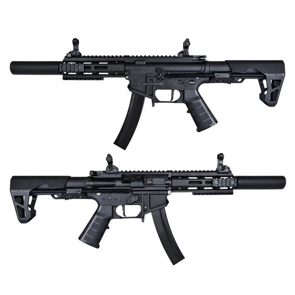 King Arms PDW 9mm SBR SD