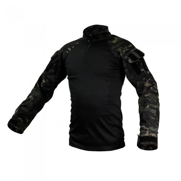 ゴーストギア メンズ コンバットシャツGEN2[シャツ] MCBK