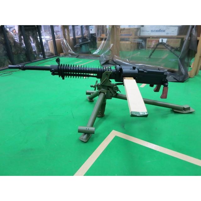 電動・九二式重機関銃金属製三脚架・ダミースコープ・ダミーカートリッジつき保弾板付き 電動ガン