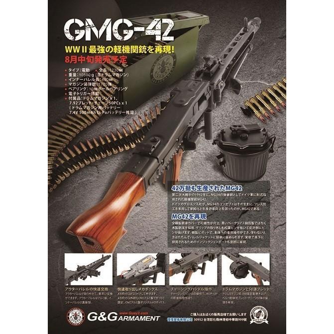 ※送料無料対象外※G&G電動ガン・GMG42 電動ガン