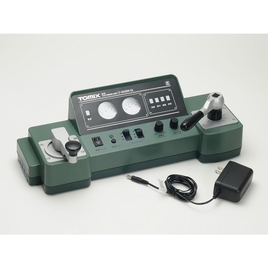 TOMIX (トミックス)  5518 TCSパワーユニットN-DU204-CL