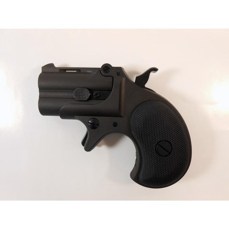 マルシン ガスガン  ミニミニ デリンジャー ブラック HW (6mmBB ガス X-カートリッジシリーズ)