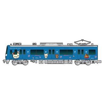 グリーンマックス [N] 50603 京急600形「コリラックマ&チャイロイコグマがおがお号」8両編成セット(動力付き)