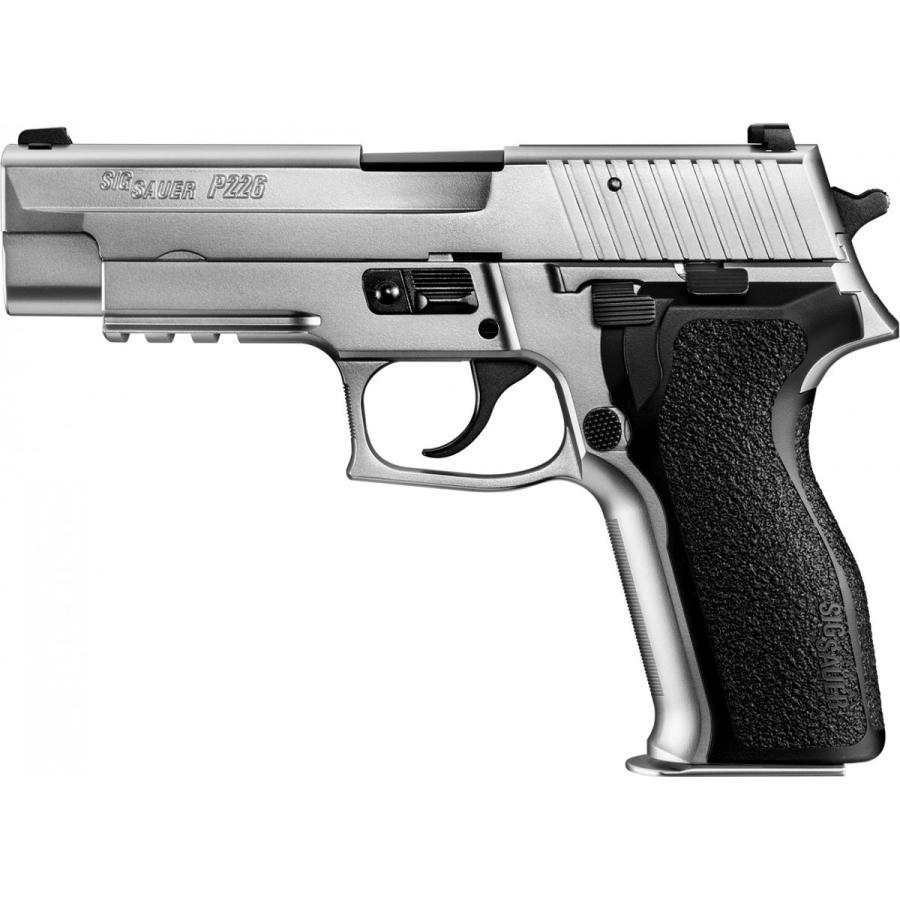 東京マルイ ガスブローバック シグザウエル P226 E2 ステンレスモデル グルーピングセット (本体+BB弾0.25g+ガス)