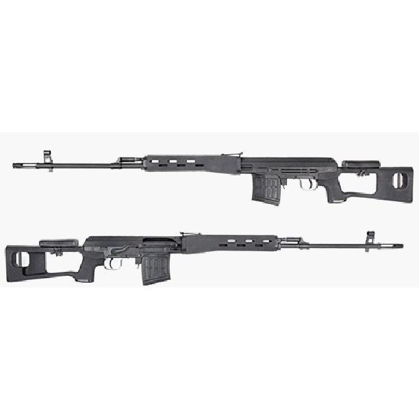 King Arms  SVD(ドラグノフ)スナイパーライフル ウルトラ・グレード 電動ガン [KA-AG-64]