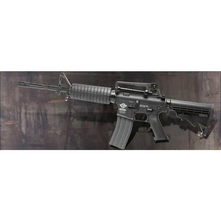 G&G ARMAMENT 電動ガン CM16 Carbine ブラック (バッテリー・充電器別売)