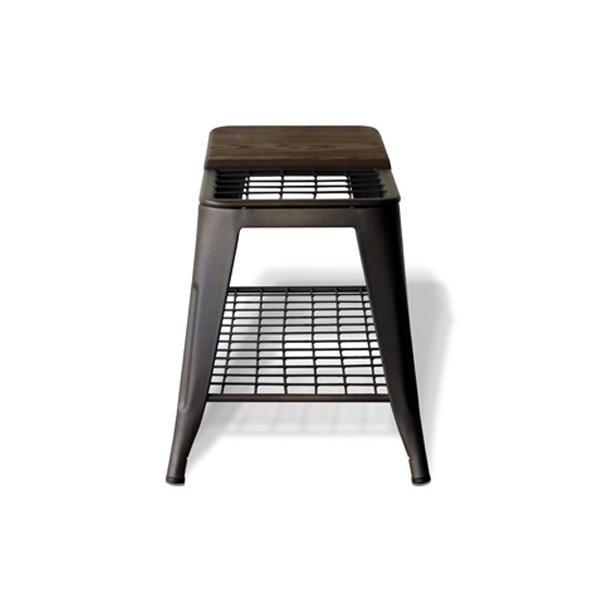 ベンチ 傘立て アンブレラスタンド 玄関先収納 椅子 1281|moku-moku|15