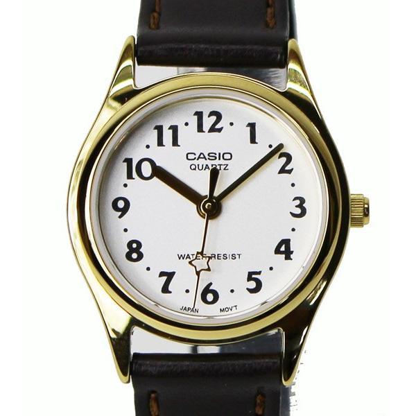 515e2f3eff メール便 送料無料】カシオ 腕時計 星型の秒針 アナログ スタンダード ...