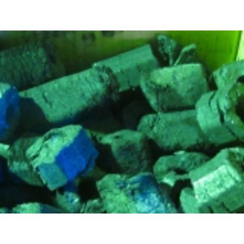 福炭、国産カットオガ備長炭 10kg×4−−40kg、福化文化炭、焼き物、炭焼き料理、業務用最適国産オガ炭