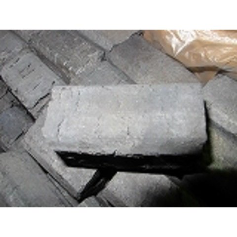 オガ炭 高級1級カットオガ炭4〜8cm  10kg 品位最高級 x 6箱