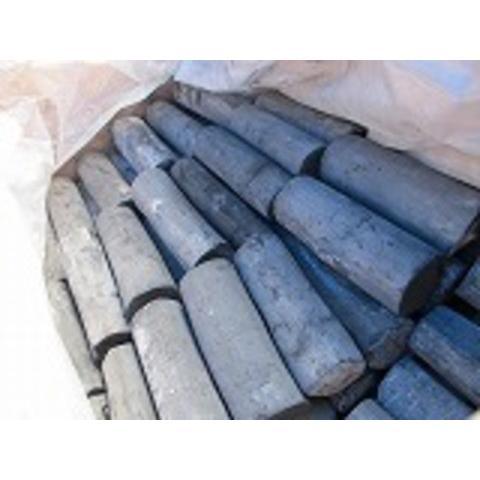 ベトナム備長炭、切上丸 15kgx3---45kg、