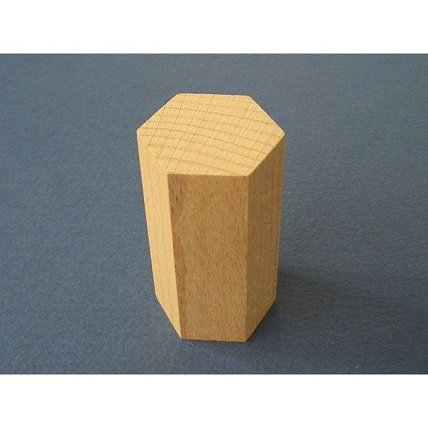 初回限定 バーゲンセール ☆基本ブロック U49 30x35x30mm 六角柱