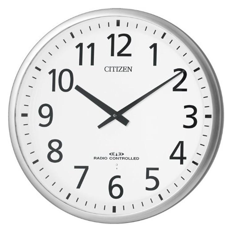 電波時計 シチズン CITIZEN スリーウェイブM821 4MY821-019 壁掛け時計 おしゃれ シンプル