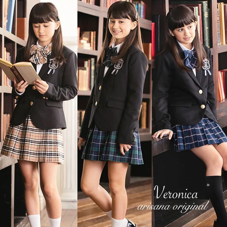 式 卒業 小学生 服 女子