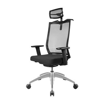 オフィスチェア オフィスチェア Air's AIR01 (ジャケットハンガー・ヘッドレスト付き)