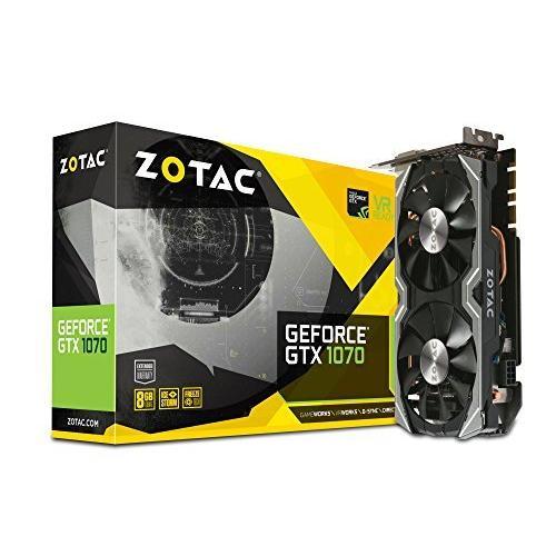 超激安特価 ZOTAC GEFORCE GTX 1070 在庫一掃売り切りセール VD6148 ZTGTX1070-8GD5MINI01 グラフィックスボード MINI