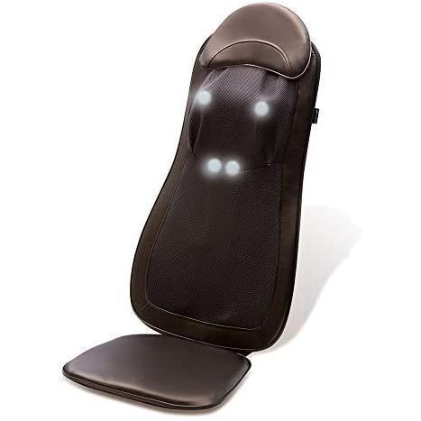 新商品 ドクターエア 3Dマッサージシートプレミアム 2020モデル MS-002BR ブラウン マッサージ器 ※本文をご確認の上 ご購入下さい ドリームファクトリー