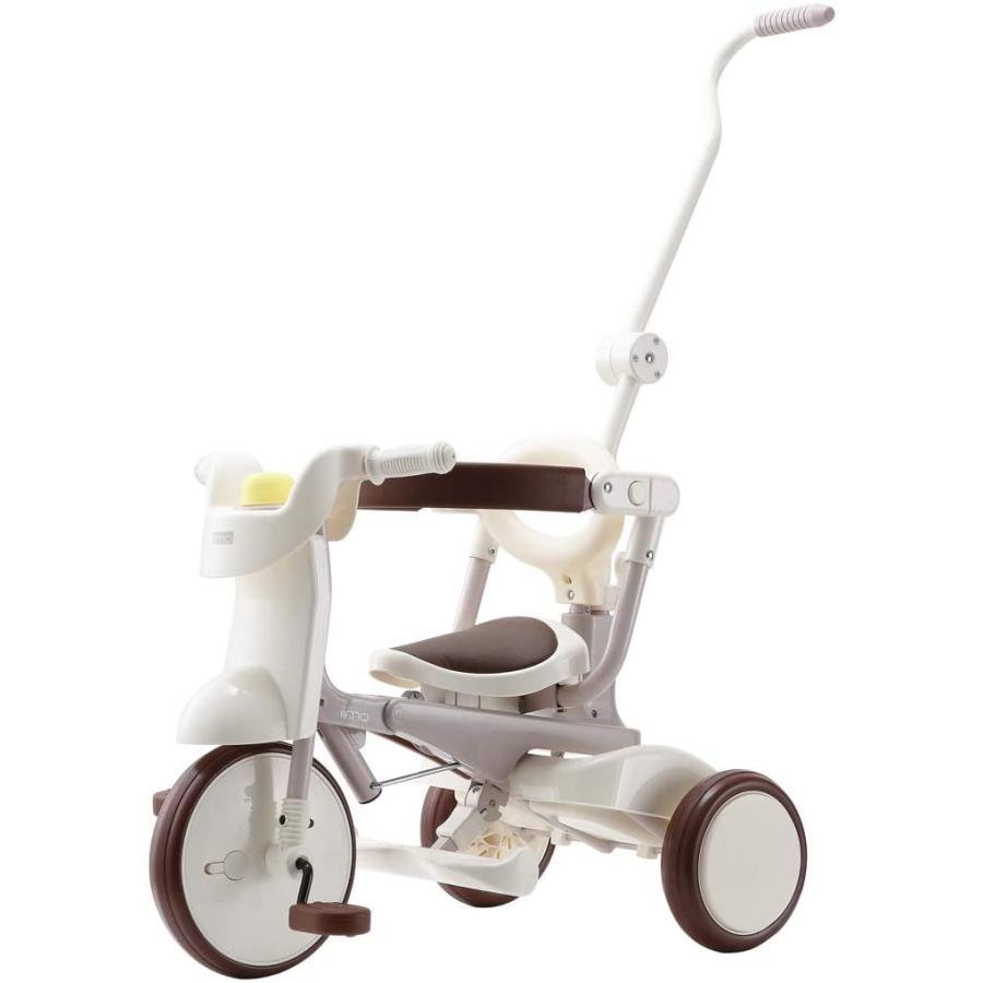 エム アンド 三輪車 iimo02 イイモ02 買収 1062 ホワイト ジェントル 新作製品、世界最高品質人気! 折りたたみ三輪車