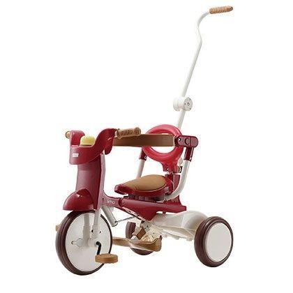 エム アンド 三輪車 iimo02 人気ブランド多数対象 百貨店 エタニティ 1062 レッド イ―モ02