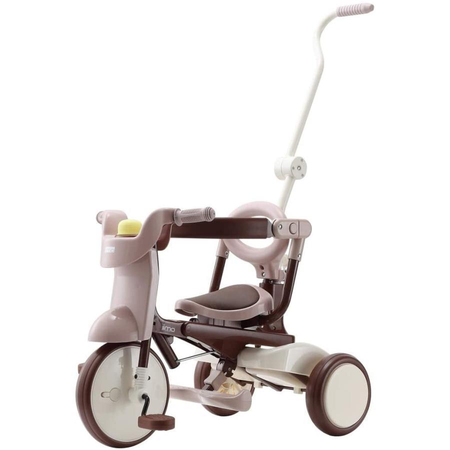 エムアンドエム 日本メーカー新品 M 三輪車 iimo02 コンフォート 1062 ブラウン 注目ブランド