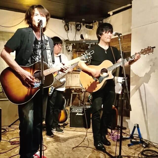 CHEEPERS チーパーズ 『君が好き』ロック ハモロック インディーズバンド C/W 『take it easy life』 momonozakkaten 04