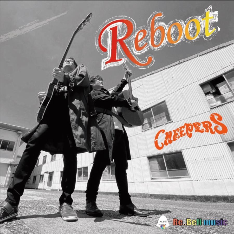 CHEEPERS チーパーズ NEW ALBUM『Reboot』ロック ハモロック インディーズバンド 全11曲|momonozakkaten