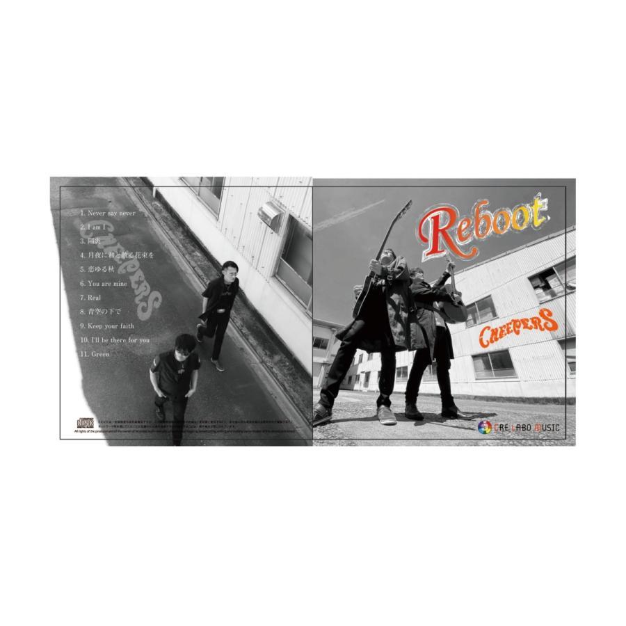 CHEEPERS チーパーズ NEW ALBUM『Reboot』ロック ハモロック インディーズバンド 全11曲|momonozakkaten|02