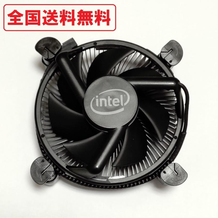 Intel 純正CPUクーラー 上質 K69237-001 LGA1200付属ファン 送料無料限定セール中