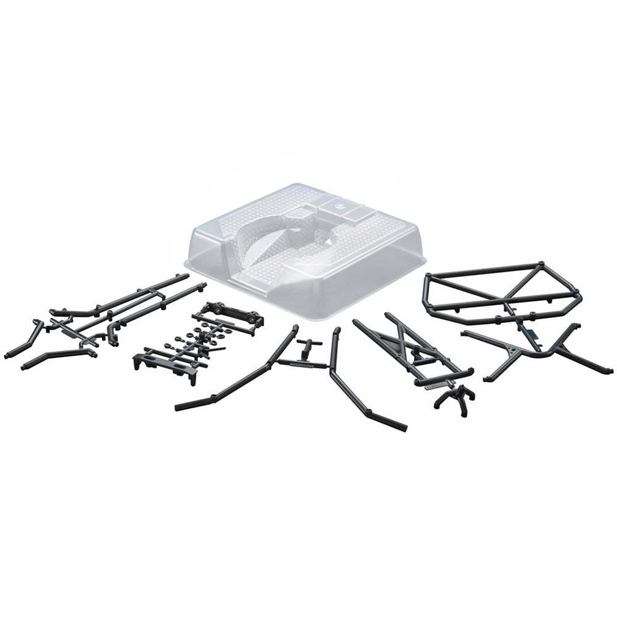 Axial AX80046 Roll Cage Flat Bed SCX10 - AX80046