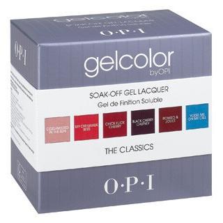 人気デザイナー OPI(オーピーアイ) ジェルカラー バイ オーピーアイ クラシックス キット GC942, トラックストップターン:ea7bf62a --- grafis.com.tr