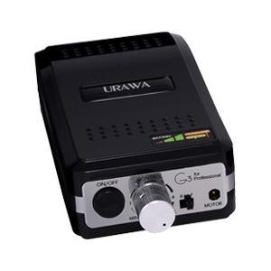 URAWA  ミニター(ネイルフィニッシャー)G3 プッシャー付  ブラック