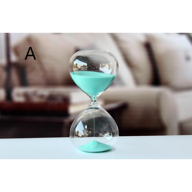 送料無料 砂時計 60分 ガラス インテリア ギフト プレゼント 上質 気品(19112812)|mono-m