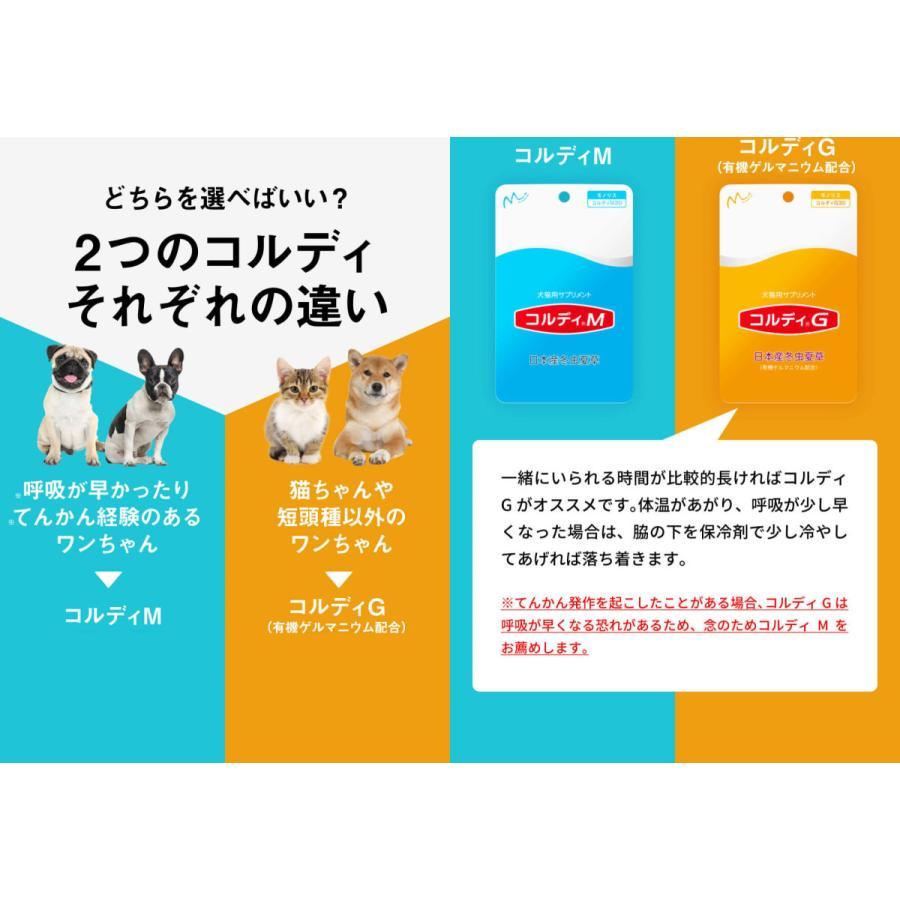 犬 猫 ペット 用 サプリ 健康維持 免疫力 保つ サプリメント 冬虫夏草 うさぎ<コルディM/コルディG 30g>|monolith-net|12