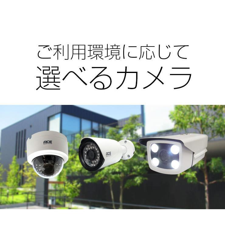 防犯カメラ 屋内 屋外 録画機+カメラ1〜4台セット 屋内ドーム リレーアタック対策 超高画質 AHD219万画素 モーション検知 防水 暗視 高解像度|monosupply|11