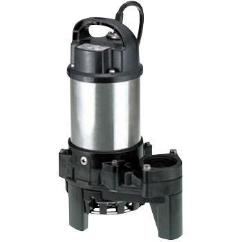 雑排水用水中ハイスピンポンプ 鶴見製作所 40PN2.25 60HZ