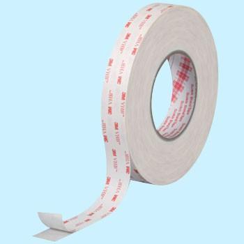 VHB(TM)構造用接合テープ Y-4920 スリーエム(3M) Y-4920 19mm×33m