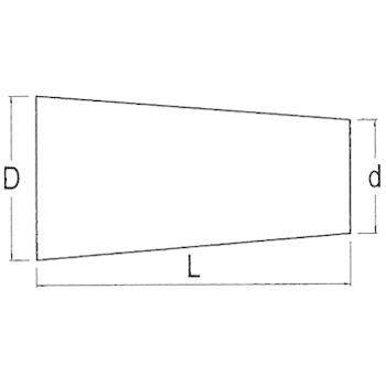 円錐プラグA(EPDM) 岩田製作所 HBAE47-B HBAE47-B