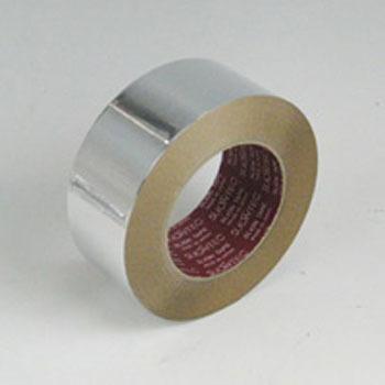 アルミテープ(ツヤあり) No.8170 スリオンテック No.8170 100mm×50m