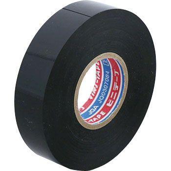ビニテープ#101 Denka(デンカ) No.101 0.2mm×19mm×20m黒