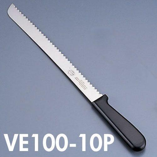 トギノン販売 V-EAGLE パン切りナイフ(パン切り包丁) VE100-10P モリブデン鋼|monotus