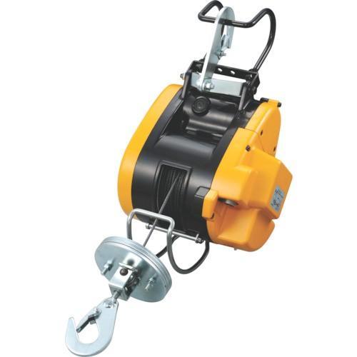 リョービ ウインチ 60kg ワイヤーロープ3.3mm×31m付 WI-62-31M (685726A)
