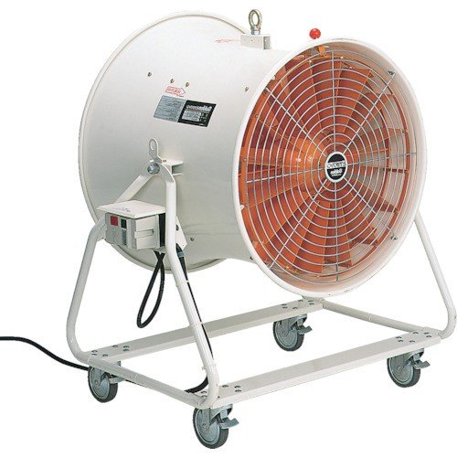 スイデン 送風機 どでかファン ハネ径600mm 三相200V SJF-600A-3